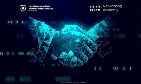 iSPACE TRỞ THÀNH THÀNH VIÊN CỦA CISCO NETWORKING ACADEMY