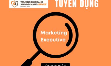 Tuyển dụng Chuyên viên Marketing