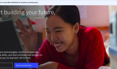 Khóa học trực tuyến miễn phí dành cho học sinh sinh viên của IBM và Adobe
